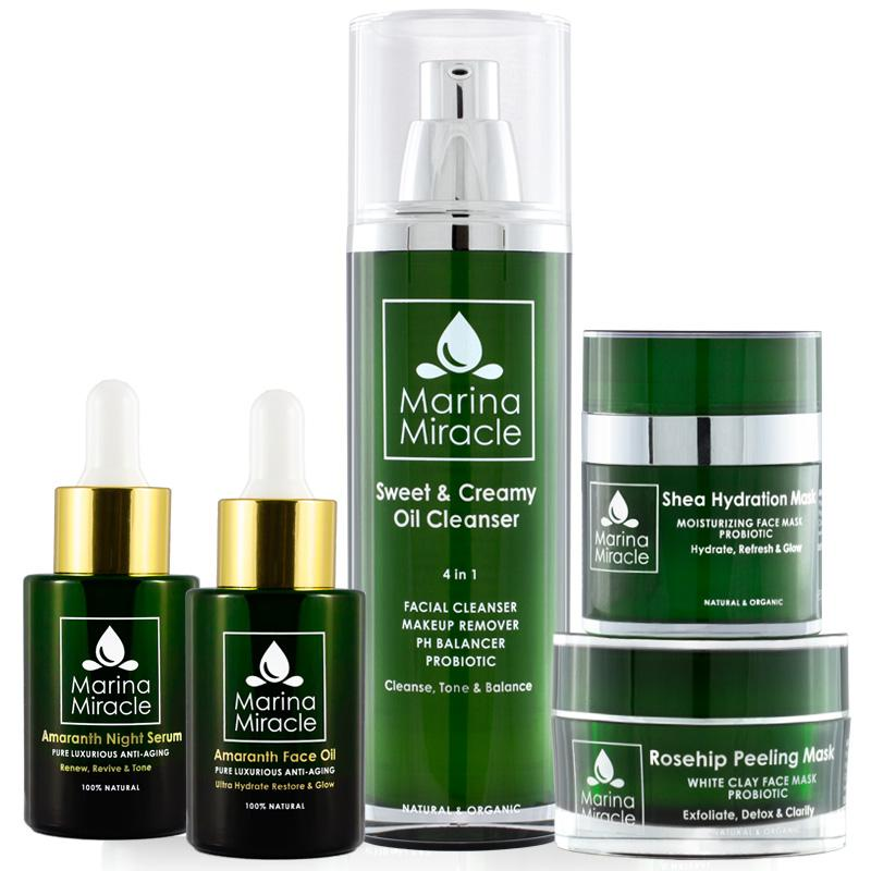 Large Package Deal - For dry/mature skin