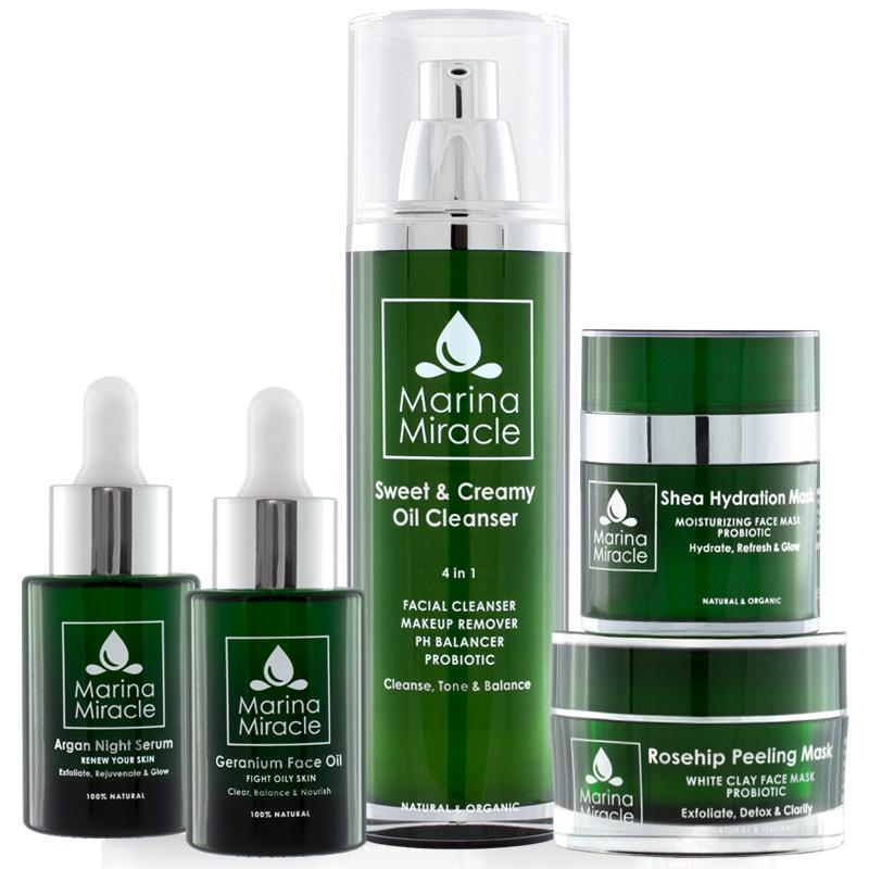 Large Package Deal - For oily/acne skin