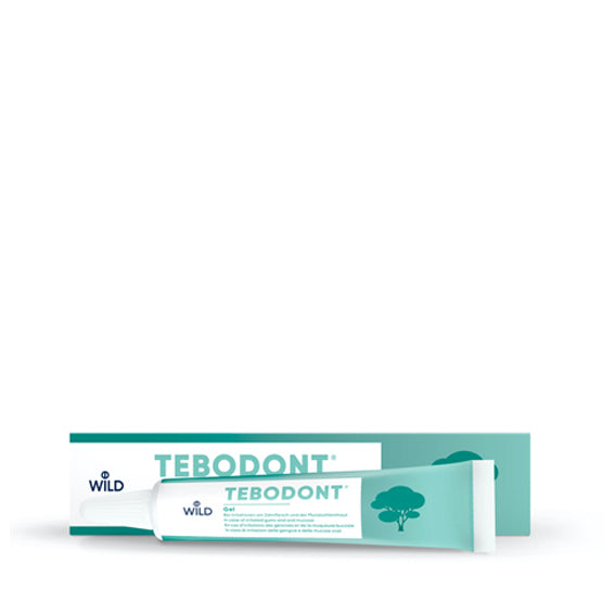 TEBODONT® Gel, 18 ml - HealthPulze