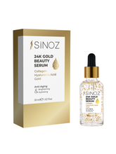 Load image into Gallery viewer, 24K Gold Beauty Serum