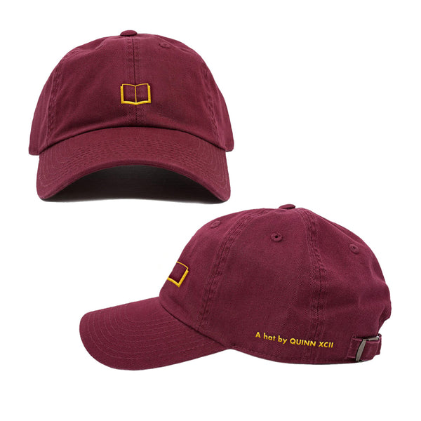 """A Hat by Quinn XCII"" Dad Hat + Digital Album"