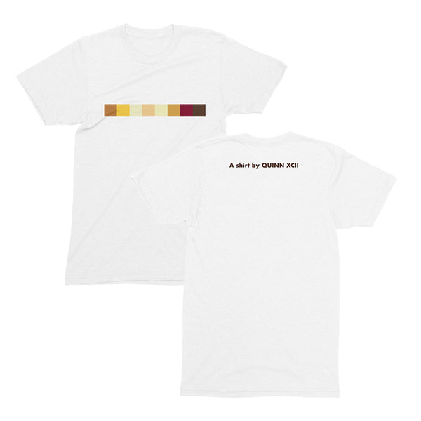 """A Shirt by Quinn XCII"" Tee + Digital Album"