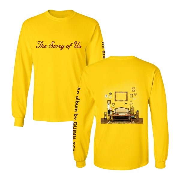 """The Story Of Us"" Long Sleeve + Digital Album"