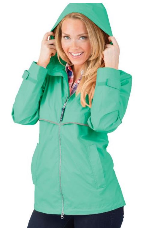 CR Women's New Englander Rain Jacket