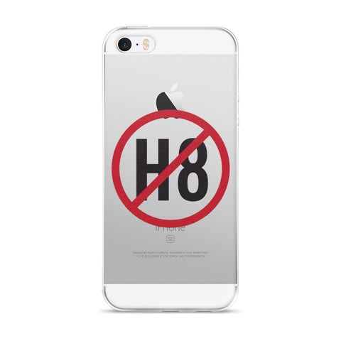 NO Hate – iPhone 5/5s/Se, 6/6s, 6/6s Plus Case