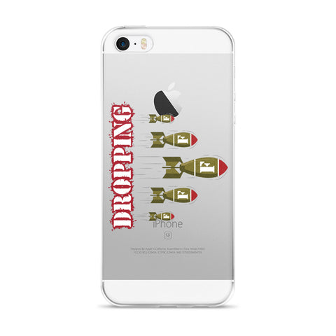 Dropping F Bombs – iPhone 5/5s/Se, 6/6s, 6/6s Plus Case