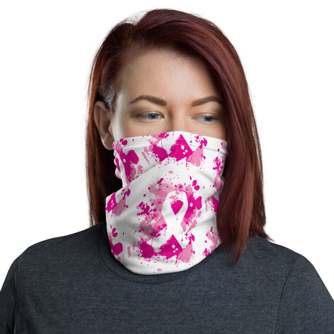 Breast Cancer Neck Gaiter