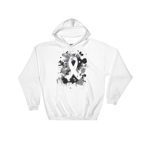 Melanoma Awareness – Hooded Sweatshirt