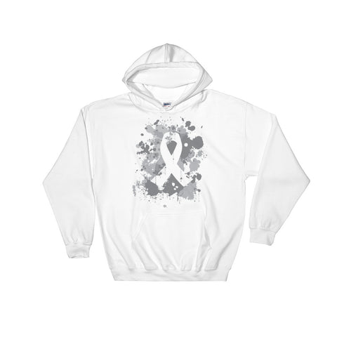 Brain Cancer Awareness – Hooded Sweatshirt