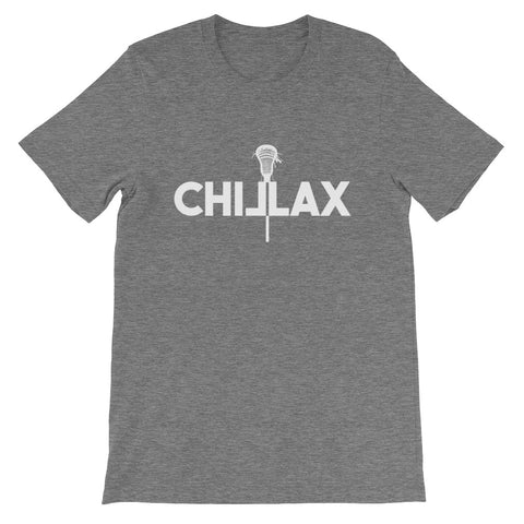 LaCrosse Chillax – Short-Sleeve Unisex T-Shirt
