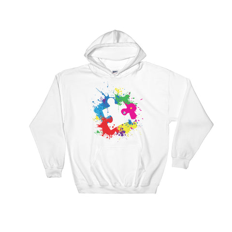 Autism Awareness – Hooded Sweatshirt