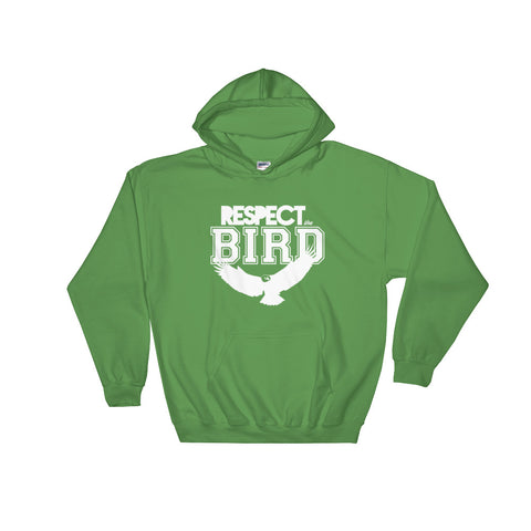 Respect the Bird – Hooded Sweatshirt