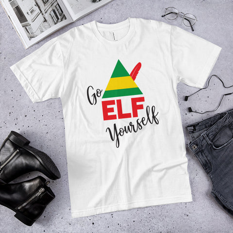 Go Elf Yourself Unisex T-Shirt