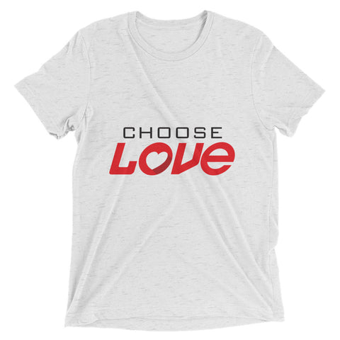Choose Love – Short sleeve t-shirt