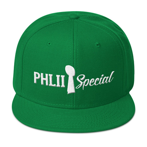 Philly Special– Snapback Hat