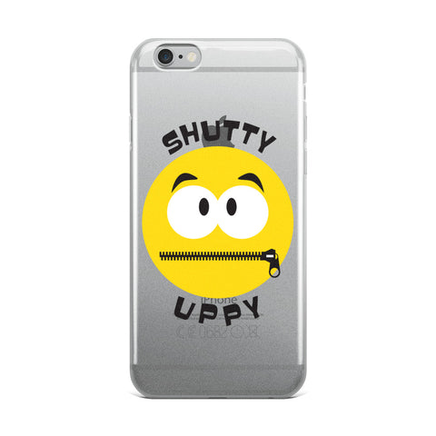 Shutty Uppy – iPhone 5/5s/Se, 6/6s, 6/6s Plus Case
