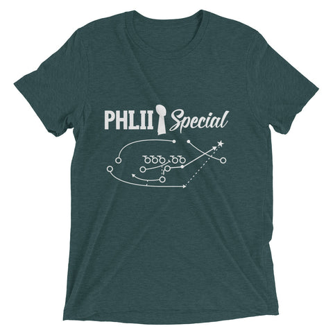 The Philly Special – Short sleeve t-shirt