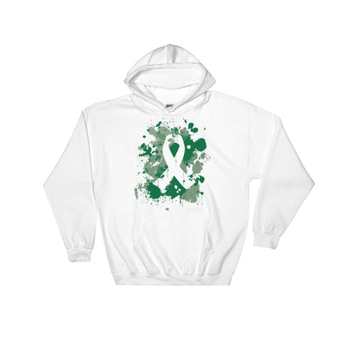 Liver Cancer Awareness – Hooded Sweatshirt