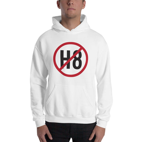 NO HATE – Hooded Sweatshirt