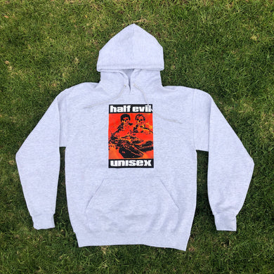DEAD DRIVER HOODIE GRAY