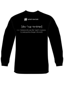 Disruptivator T-Shirt - Long Sleeve