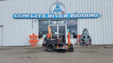 Patriot Zero Turn Mower