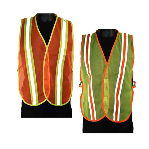 BLAZE SAFETY MESH VESTS