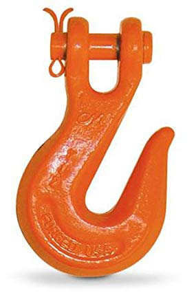 CLEVIS GRAB HOOK GRADE 80 DOMESTIC