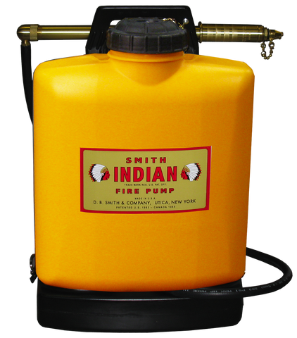 SMITH INDIAN FIRE PUMP CAN
