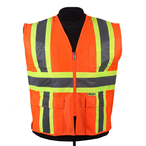 SAFETY VESTS - CLASS 2