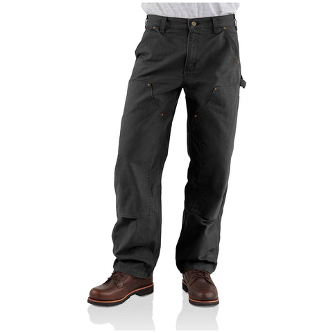Carhartt Double Front Duck Black - BO1