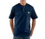 Short Sleeve Workwear Henley Carhartt Shirt