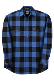 Big Bill Button Flannel Shirt