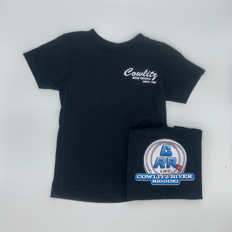 Kids CRR Logo T-shirts