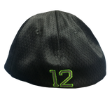 Navy 12th Man CRR Logo Hats