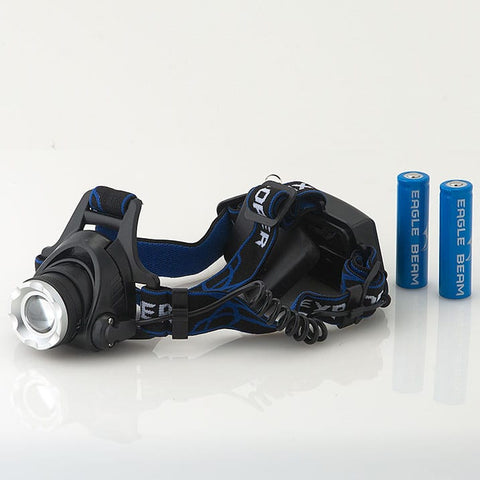 Eagle Beam EXPLORER Rechargeable Headlamp