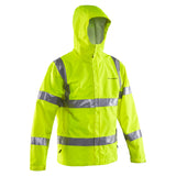 Grundens Gage Weather Watch Hi-Vis Rain Jacket