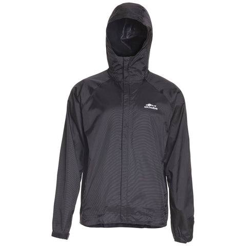 Grundens Gage Weather Watch Black Rain Jacket
