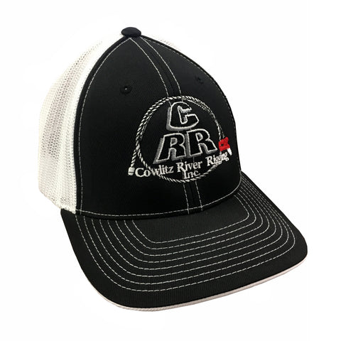 Black CRR Logo Hats