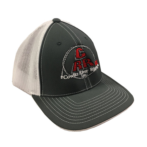 Gray CRR Logo Hats