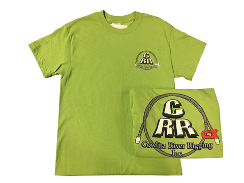 CRR T-Shirt w/ Back Cable Logo