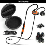 ISO Tune Pro Bluetooth Noise-Isolating Earbuds