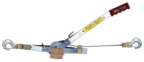 "MAASDAM 1 TON CABLE PULLER 3/16"" X 12' 144S-6"