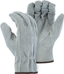 Majestic Leather Driving Gloves