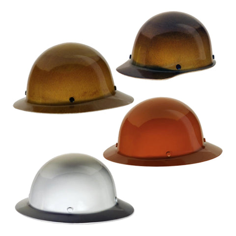 MSA Skullgard Hard Hat w/ Fas-Track Suspension