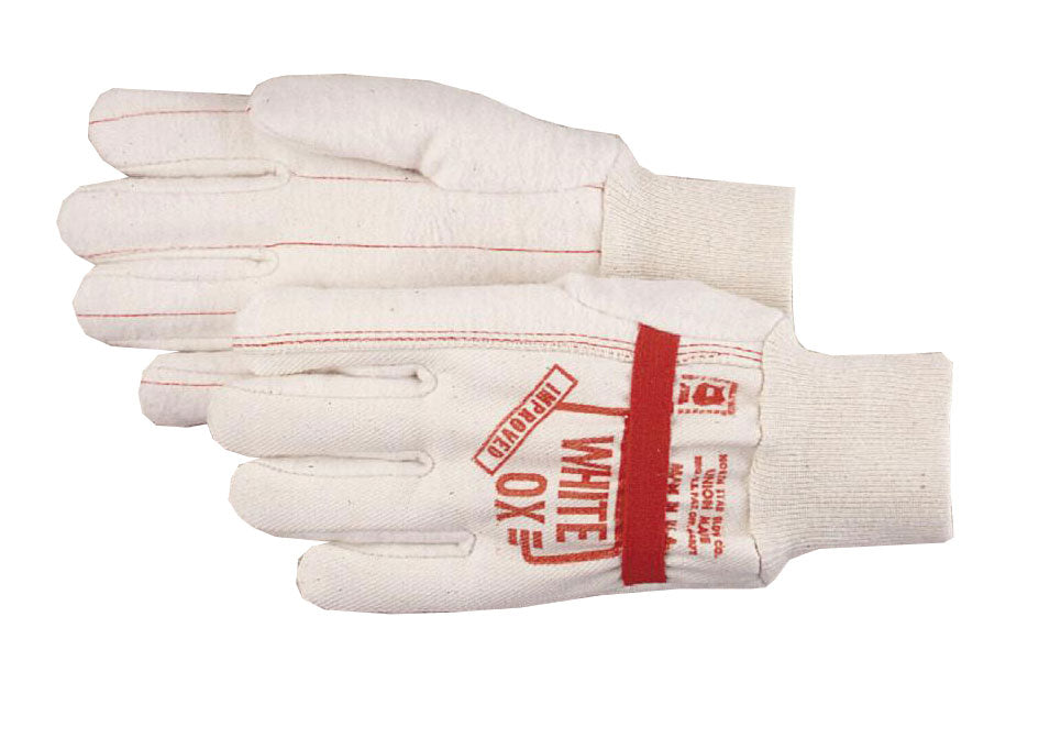 North Star White Ox Gloves With Band 1016 Cowlitz River