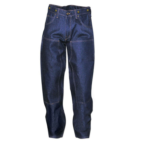 Prison Blues Double Front Work Jeans