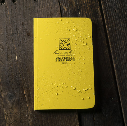 "Rite in the Rain Field-Flex Cover ""Pocket"" Book"