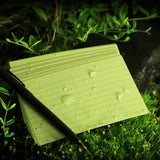 Rite in the Rain Green Ink Index Cards pack of 100