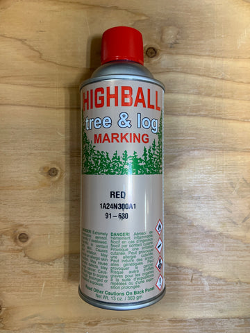 RUDD/Highball Tree & Log Marking Paint